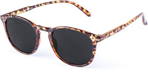 MSTRDS Unisex Sonnenbrille Arthur Mehrfarbig (havanna/grey 5147), Herstellergröße: one Size
