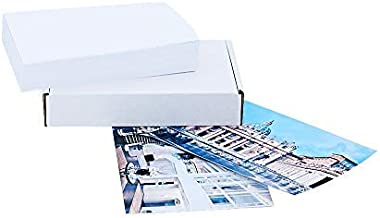 Printerry Matte Photo Paper 5 x 7 Inches (100 Sheets) 58lbs/220gsm, Double Sided