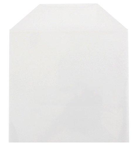 100 CheckOutStore Clear Storage Pockets (5 x 5 1/8) |
