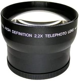 Canon PowerShot SX70 HS 2.2 High Definition Super Telephoto Lens (Includes Lens Adapter)