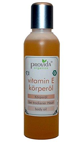 Huile corporelle - vitamine E - 150ml