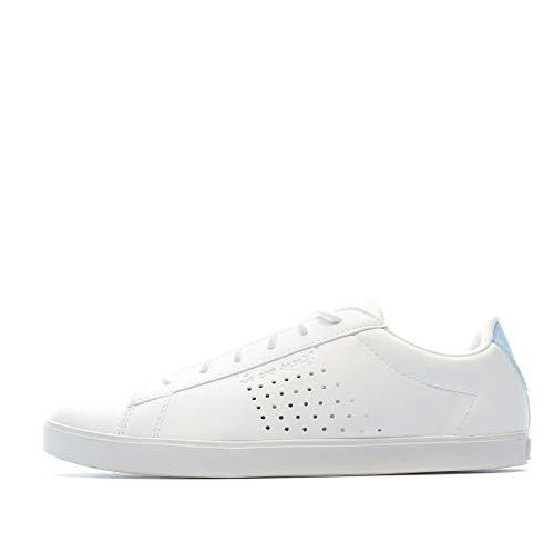 Le Coq Sportif Baskets Agate Translucent Blanc Femme