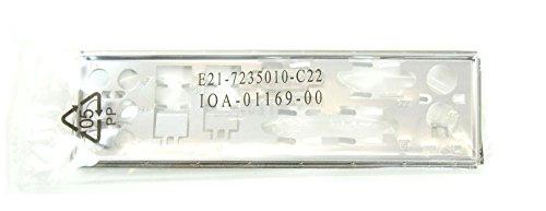 MSI Mainboard I/O Shield IO Backplate 945GCM7-F MS-7507 ATX Blech Blende new neu (Generalüberholt)