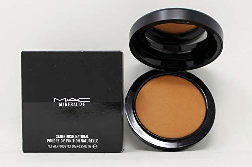 MAC Mineralize Skinfinish Dark Deepest by M.A.C