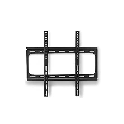 VERDELZ El Soporte de Pared inclinable para TV es Adecuado para la mayoría de usos Generales 26-63 Pantalla Plana Curva de 40-80 Pulgadas LED LCD OLED TV Slim
