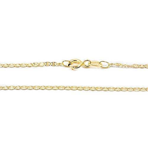 Catena - oro giallo 18k (750) (50 cm)