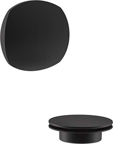 Kohler K-T37391-BL PureFlo Badewannen-Ablaufgarnitur, matte black