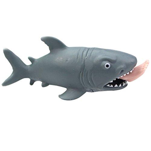 Toyvian Hombre Que Come Tiburones Juguete Broma Juguetes raros Juguete para aliviar el estrés