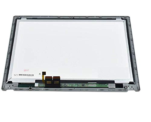 LCD Touch Screen Assembly 15.6' For Acer Aspire V5-571 V5-571p Display digitizer Bezel Panel+ Frame Touch Working