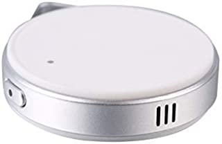 NaamaSmart iBeacon Bluetooth LE 4.0 Slim Design Fully Programmable EDDYSTONE Compatible, Works with Android and iOS White