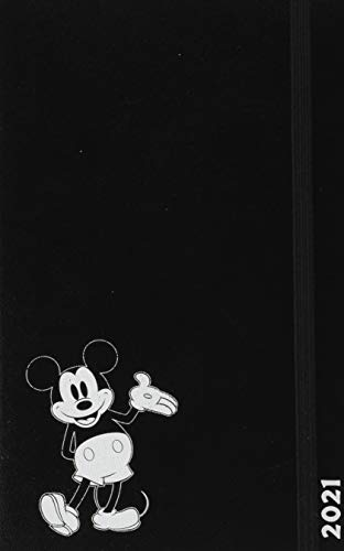 Mickey Mouse Kombitimer mittel Kalender 2021
