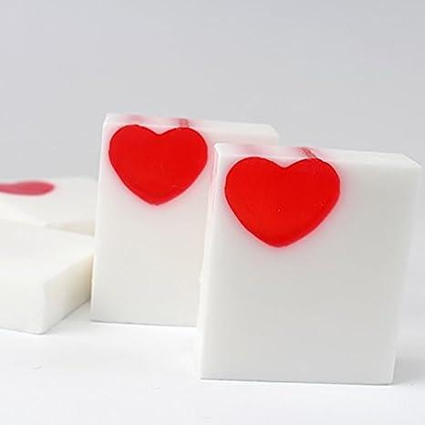 Silicone tubo cilindrico sapone stampo incorporato sapone fabbricazione forniture strumento amore//luna//quadrato//prugna//stella forma diversa candela stampo torta muffin gelato fai da te amo