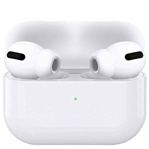 Bluetooth 5.2 Wireless Earbuds with【24Hrs Fast Charging Case】 IPX5 Waterproof 3D Stereo Headphones in-Ear Built-in Mic Noise Cancellation Ear Buds with Deep Bass for iPhone/Android AirPods Earbuds