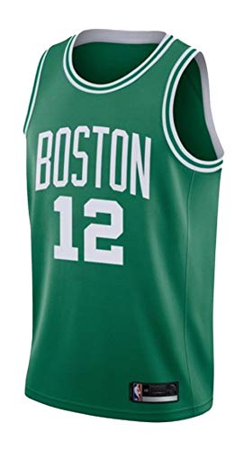 Outerstuff Terry Rozier Boston Celtics #12 Green Youth 8-20 Icon Edition Swingman Jersey (8)