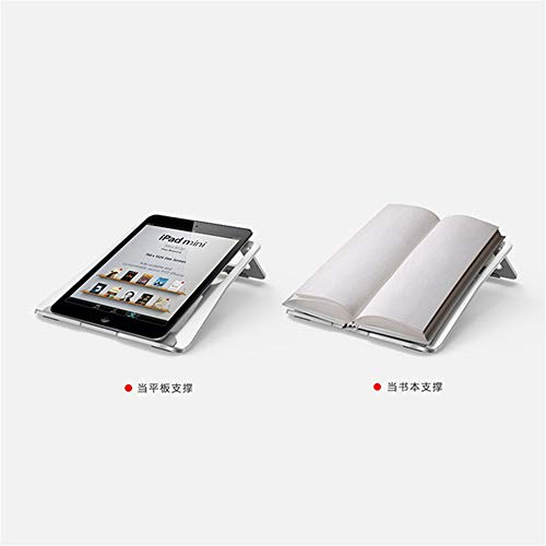 LOOKGOUノートパソコンスタンドノートPCスタンドパソコンスタンドPCホルダーアルミ合金製PCスタンド放熱対策滑り止め付きエルゴノミクス姿勢矫正携帯型持ち運び便利15KG荷重可能7-15インチノートpc/iPad/Macbook/MacbookPro等に対応