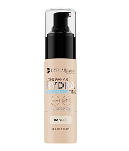 Bell HYPOAllergenic Longwear Hydrating Balm Foundation 02 Nude 30 g