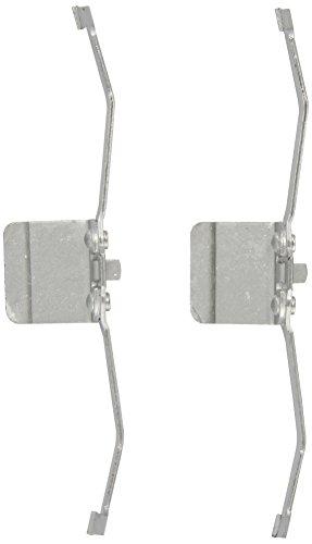Delphi LX0395 Zubehörsatz, Bremsbelag - (4-teilig)