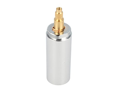 JS Verlängerung 60 mm für UP-Ventil und Montageblock, verchromt