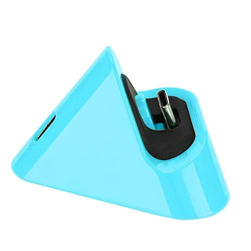 Mxzzand Cargador Tipo C Almohadilla de Silicona Flexible Puerto de Entrada Tipo...