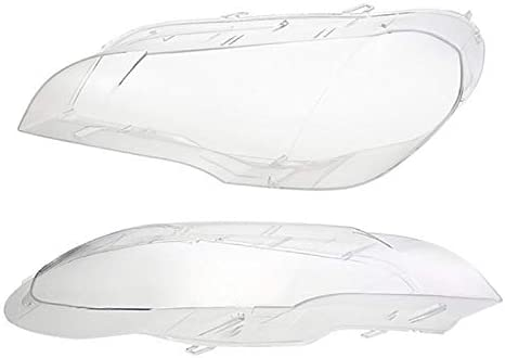YANGLIYU Headlight 55% OFF Cover 1Pair Glass Car Headlig gift