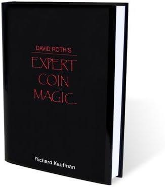 David Roth de Expert moneda magic por Richard Kauffman libro