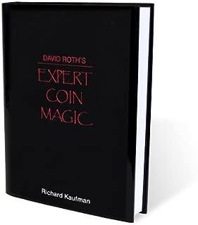 David Roth's Expert Coin Magic by Richard Kaufman- Book