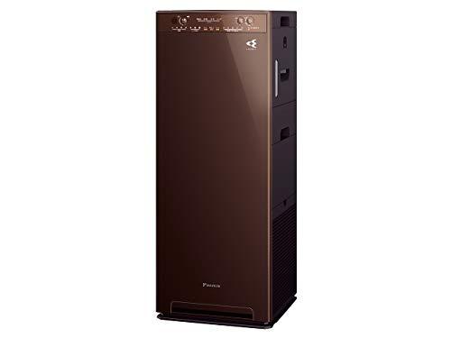 ダイキン DAIKIN 加湿ストリーマ空気清浄機 ディープブラウン MCK55X(T)