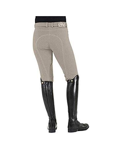 Ovation Women's Tall Size Straight, Neutral Beige, 34 REG