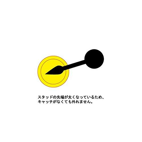 JPS『セイフティピアッサー純チタン鼻(5S203WTN)』