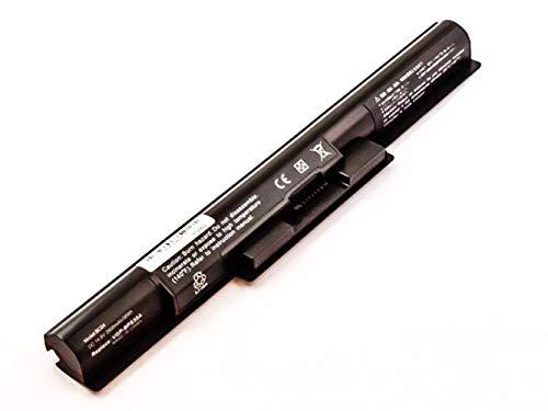 Akku für Sony Vaio Fit 14E, Fit 15E, wie VGP-BPS35A, 2200mAh