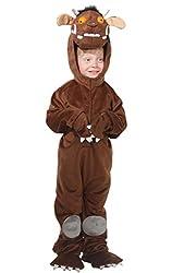 The Gruffalo Costume Age 3–5years 3–5years Brown