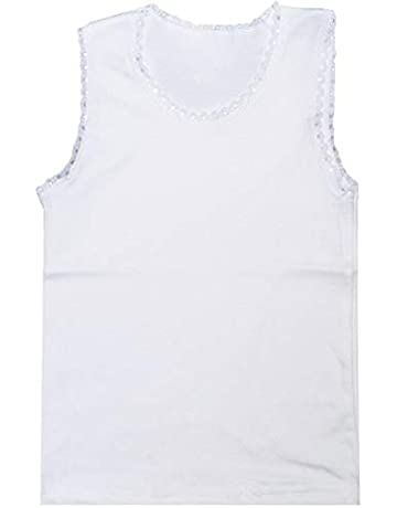 Dinosaurs 2-11 Years LOREZA /® 5 Boys Kids Undershirts Cotton Tank top Vest