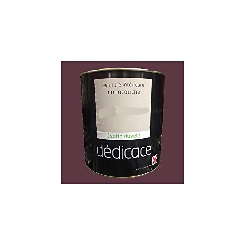 V33 Peinture acrylique Dédicace Satin duvet Tarte aux prunes 2 L