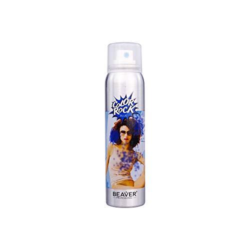 Beaver Color Rock Hair Spray (Blue)