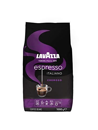Lavazza Espresso - Italiano Cremoso - Aromatische Kaffeebohnen - 6er Pack (6 x 1 kg)