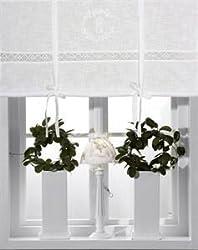 Landhausstil dekoration Gardine