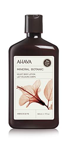 AHAVA Mineral Botanic Velvet Cream Wash Creme Dusche, 500 ml
