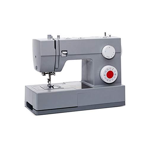 X10 XiaoXiao Máquina de Coser, de múltiples Funciones eléctrico Máquina de Coser, los hogares de Escritorio Máquina de Coser con la Cerradura Edge 90W Máquinas de Coser (Size : 40x18x30cm)