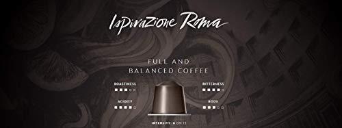 60 cápsulas de café Ispirazione Italiana Roma Nespresso.
