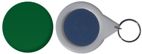 MadAboutFlags Spiegel Schlüsselbund Flagge Fahne Libyen (alt) - 58mm