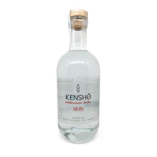 Kensho   Shochu   Kome Shochu   Elaborado a partir de Sake   Artesanal   Destilado Sostenible   Shochu de Autor   Shochu Mediterráneo   Elaborado con Arroz del Delta del Ebro   Licor de Arroz