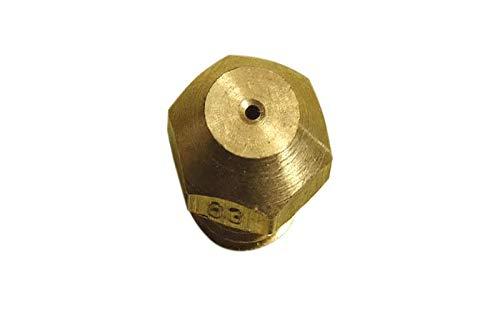 INJECTEUR GAZ BUTANE DIAM 106 POUR CUISINIERE ARISTON - C00010871