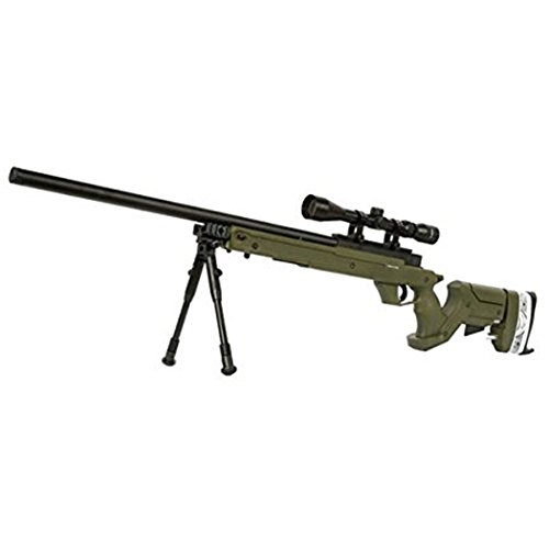 Well FUCILE A MOLLA MAUSER SL86 MB05 FULL SET SOFTAIR (OD) 0.9joule