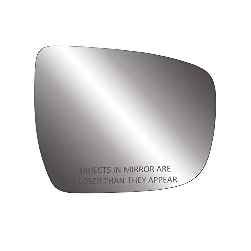 Fit System - 90314 Passenger Side Mirror Glass, Nissan Rogue (Does not Apply to Rouge Select Models)