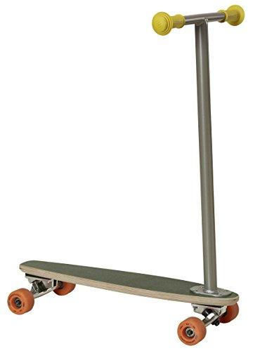 pedalo Skaty I Stabiler und langlebiger Holz-Roller I Scooter I Flitzer I Kinder-Fahrzeug