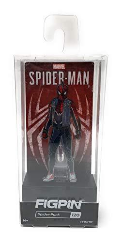 Figpin Marvel Gamer Verse Spider-Man Spider-Punk 120