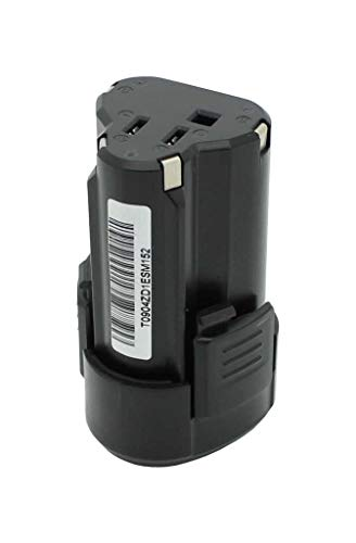 Gopacks gereedschap reserveaccu LiIon 12V 2,0 Ah voor Worx WA3503 WA3505 WA3509 WU288 WX125 WX125.1 WX128 WX382.8 WX540.3 WX677 D-LITE Sonicrafter reciprozaag Trans4mer Accu Battery Bateria accu