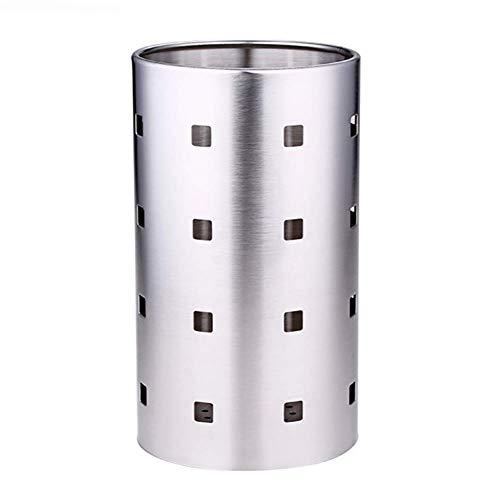 Vektenxi - Soporte para utensilios de cocina (acero inoxidable)