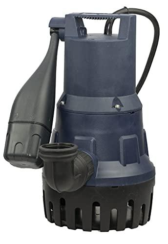 Clever Drain Pump 90 KS - Bomba sumergible para aguas residuales (caudal de 11,0 m³/h, 9 m)