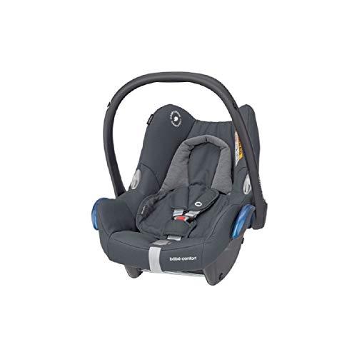 Bébé Confort Cosi Cabriofix, Siège auto Bébé Groupe 0+, Dos à la route, Naissance à 12 mois (0 à 13 kg), Essential Graphite (gris)